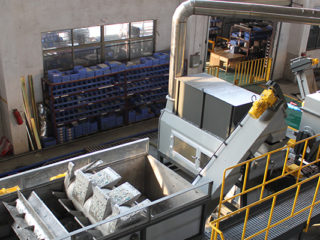 Applied Machinery's plastic washing systems