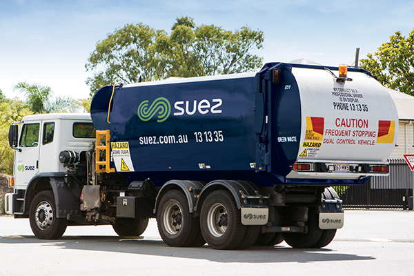 SUEZ renews Sydney Trains' contract