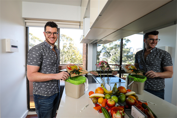 Sydney trials kerbside food waste collection